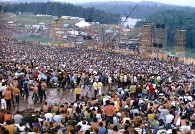 The First Night Brought ... is listed (or ranked) 4 on the list People At Woodstock Describe What It Was Really Like