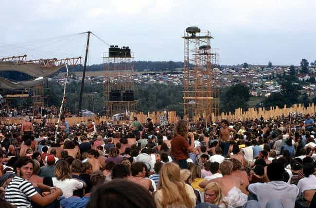 Official Security Was Ca... is listed (or ranked) 5 on the list People At Woodstock Describe What It Was Really Like
