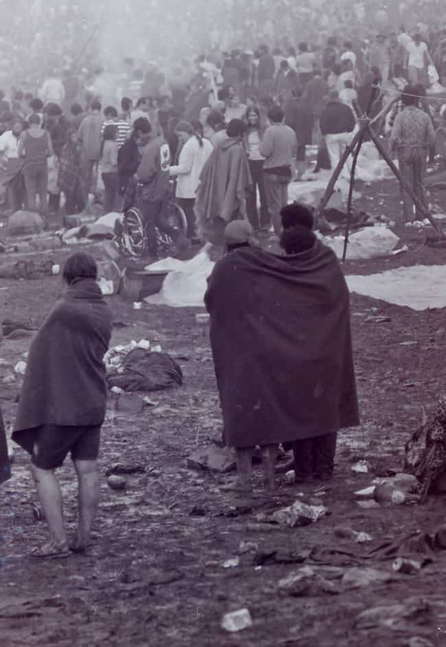 There Was A Lot Of Sex A... is listed (or ranked) 7 on the list People At Woodstock Describe What It Was Really Like