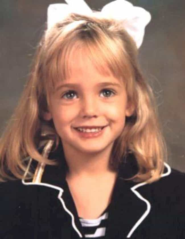 JonBenét Ramsey Might Have Bee... is listed (or ranked) 3 on the list 10 Notorious Murders That You Were Almost Totally Wrong About All This Time