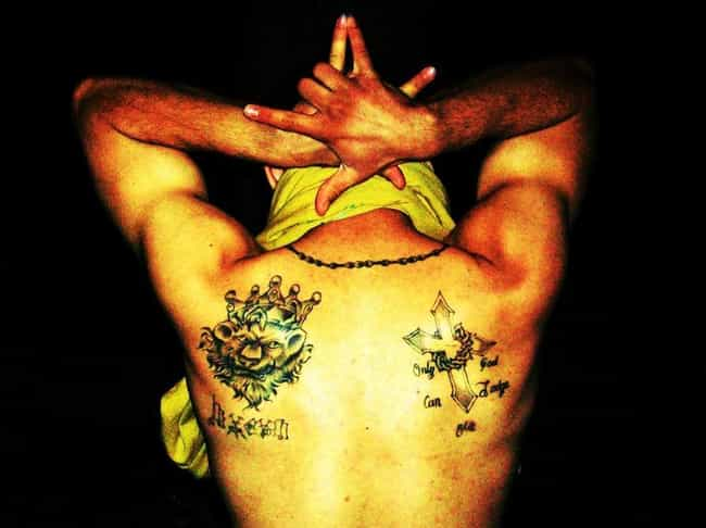 11 Common Gang Tattoos You've Probably Seen Without Knowing