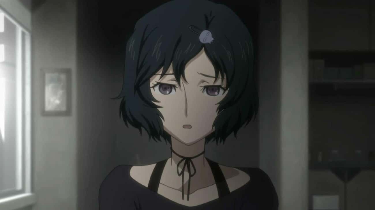 Ruka Urushibara From Steins;Gate