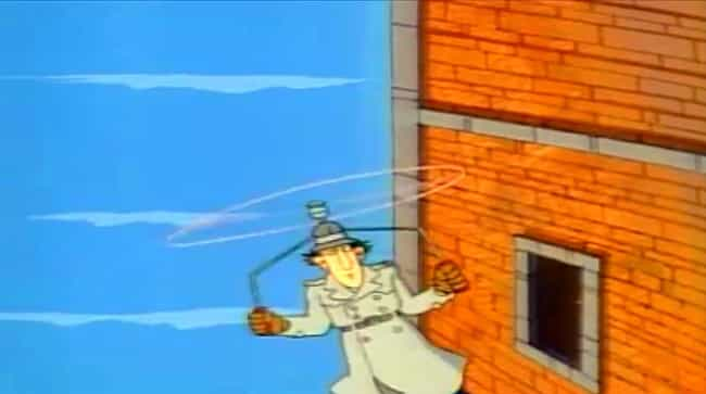'Copter is listed (or ranked) 1 on the list All Of Inspector Gadget's Gadgets, Ranked By Ludicrousness