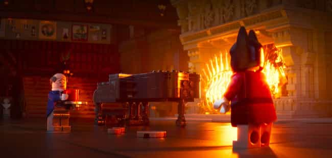 Batman's Family Photo Is A... is listed (or ranked) 3 on the list 20 References To Real Batman Mythology In The Lego Batman Movie