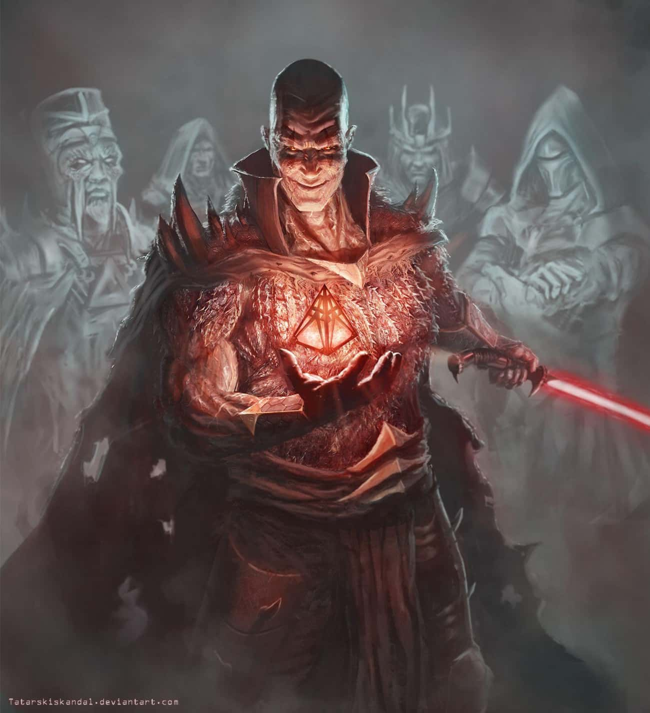 Slightly Closer To The Phantom is listed (or ranked) 4 on the list 13 Key Moments In The Star Wars Universe That Happened Before The Films