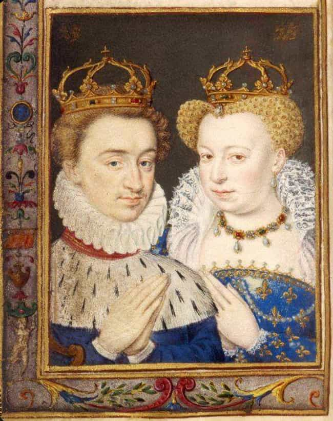 The Royal Marriage Lured Prote... is listed (or ranked) 2 on the list 14 Grisly Facts About The Deadliest Wedding In History