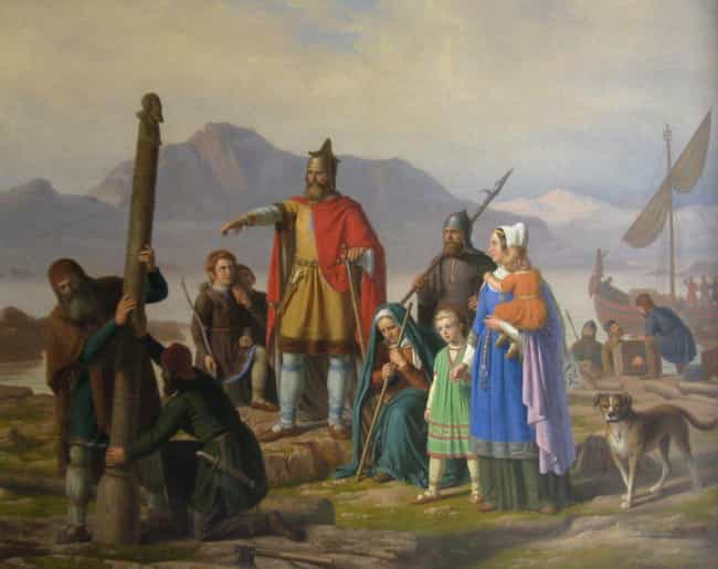 They Kept Slaves And Pra... is listed (or ranked) 1 on the list 12 Bizarre Aspects of Every Day Life In Ancient Viking Culture