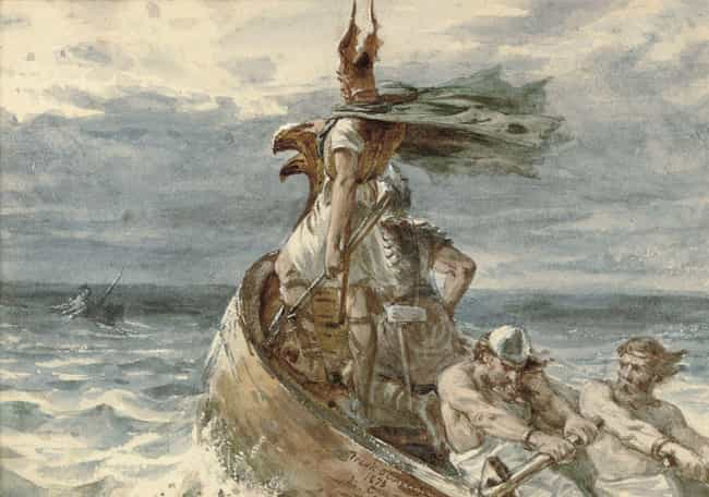 They Wore Reverse Mullet... is listed (or ranked) 4 on the list 12 Bizarre Aspects of Every Day Life In Ancient Viking Culture