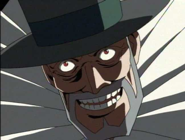 Mad Pierrot - 'Cowboy Be... is listed (or ranked) 5 on the list 13 Anime Clowns You Definitely Don't Want To Mess With