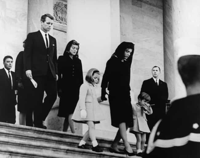 The Kennedy Curse May Be... is listed (or ranked) 1 on the list 11 Famous Historical Families With Eerie Curses You Can't Deny