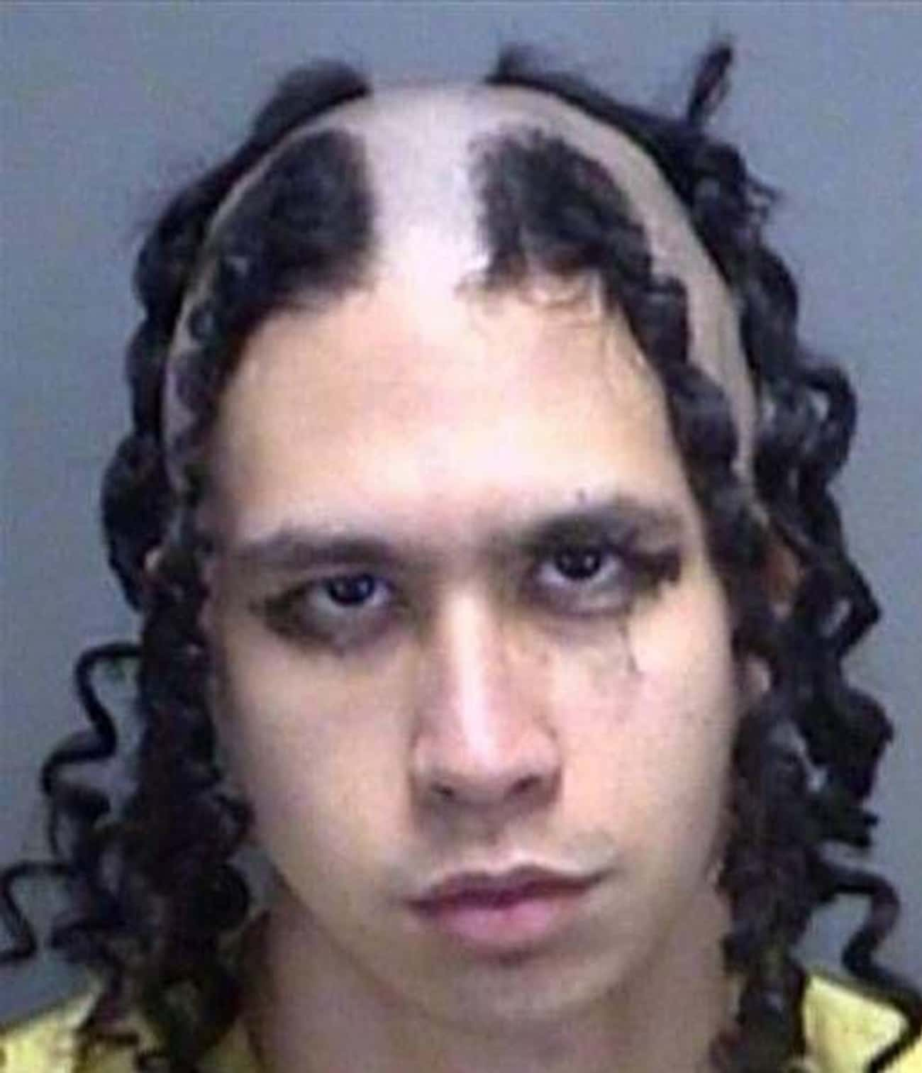 Curly Fried is listed (or ranked) 3 on the list 27 Of The Most Embarrassing Mugshot Hairdos Ever