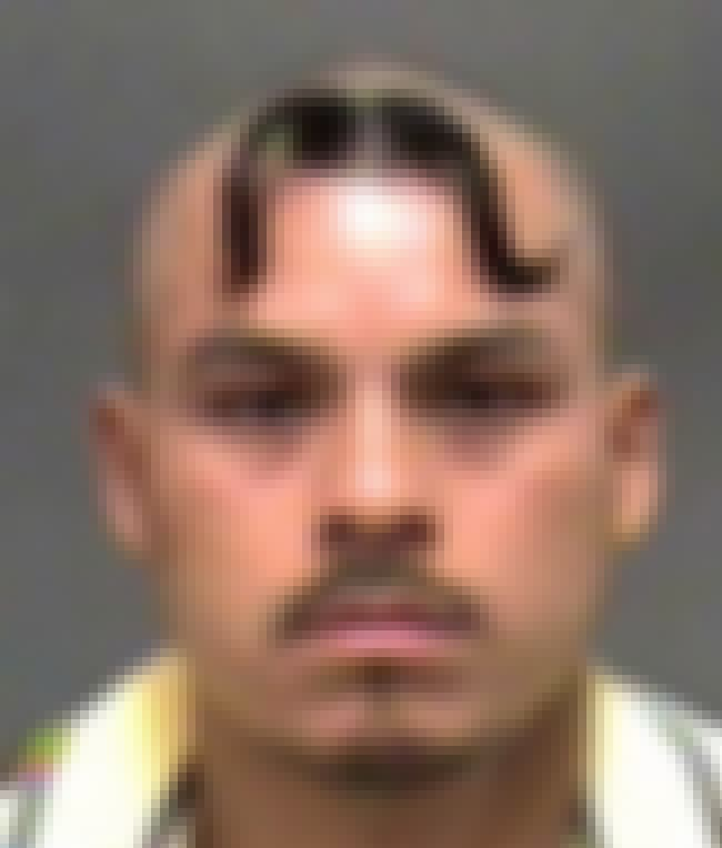 Taking Your Stache To New Heig... is listed (or ranked) 2 on the list 27 Of The Most Embarrassing Mugshot Hairdos Ever