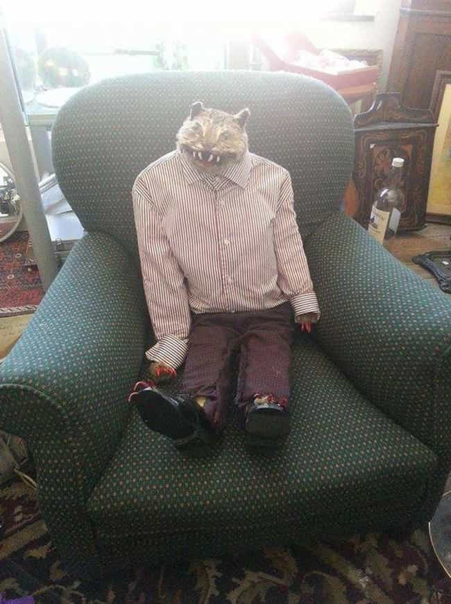 Little Doll, Big Nightma... is listed (or ranked) 4 on the list 23 Horrifying Pieces Of Taxidermy That Actually Exist
