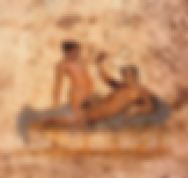 Ride It Like A Roman is listed (or ranked) 4 on the list 20 Dirty Pieces Of Artwork From Pompeii, The Kinkiest City Of Ancient Rome