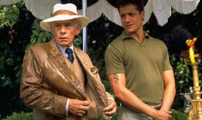 Sir Ian McKellen Wishes He Cou... is listed (or ranked) 3 on the list 16 Utterly Odd Facts You Never Knew About Brendan Fraser