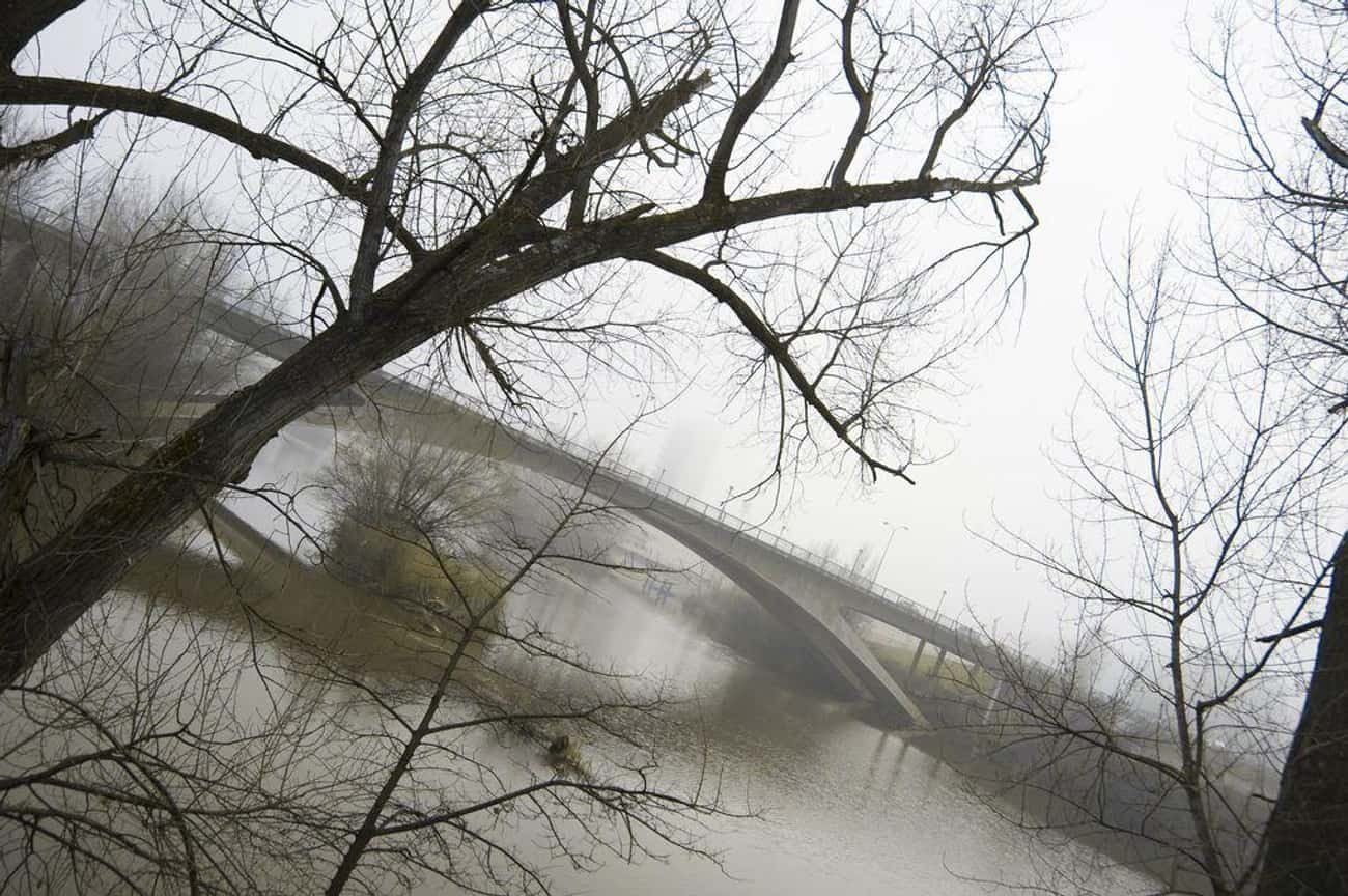 Siren Bridge is listed (or ranked) 4 on the list 12 Horrifying Tales And Legends That Prove Wisconsin Is A Creepy Place