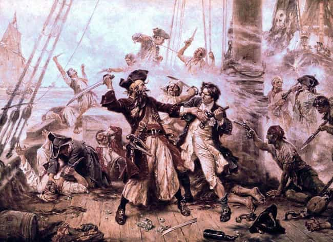 Legend Claims She Gave B... is listed (or ranked) 4 on the list 13 Facts About Grace O'Malley, The Most Badass Lady Pirate You've Never Heard Of