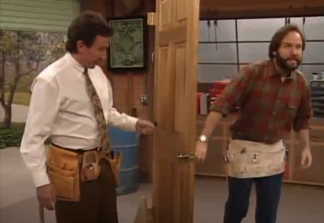 Al Might Have Been Homel... is listed (or ranked) 1 on the list 14 Disturbing Things You Never Realized About 'Home Improvement'