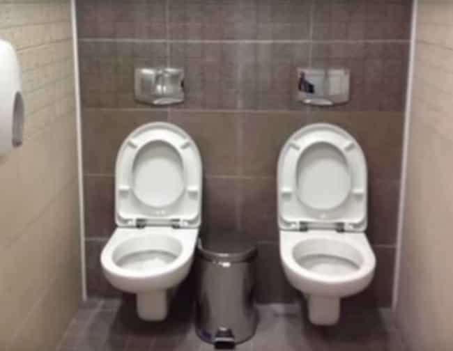 Russian Bathrooms Tend To Be P    is listed  or ranked  7. 17 Weird Facts About Bathrooms Around the World