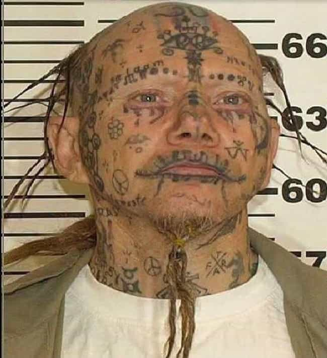 The 25 Scariest Mugshots In The History Of The World (Page 3