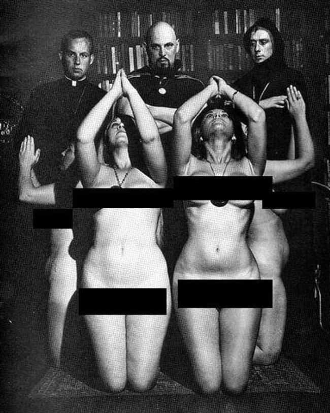 Groovy is listed (or ranked) 3 on the list Real Photos From The Heyday Of The Church Of Satan