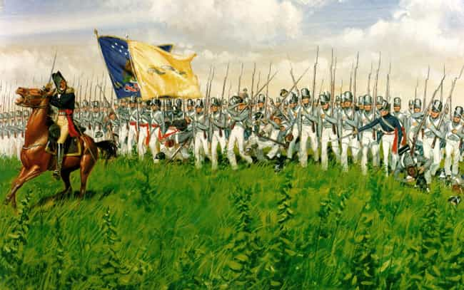 The War of 1812: Late War Grey... is listed (or ranked) 3 on the list A Visual History Through 24 American Military Uniforms