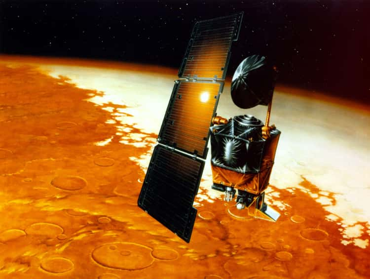Mars Climate Orbiter Crashed Due To A Code Error