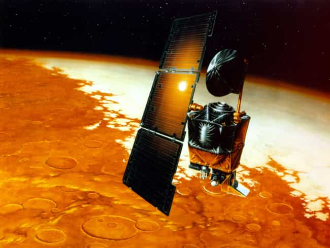 Mars Climate Orbiter Crashed D... is listed (or ranked) 1 on the list Typos That Had Huge Unexpected Consequences