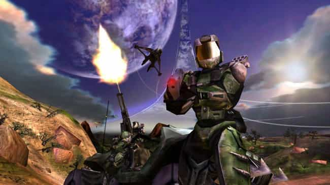 Halo Began Life As An RTS For ... is listed (or ranked) 2 on the list 13 Facts About The Halo Universe Most Fans Don't Know