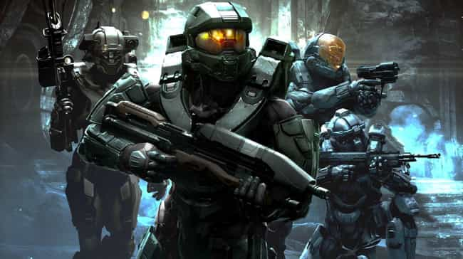 The Spartans Were Kidnapped As... is listed (or ranked) 4 on the list 13 Facts About The Halo Universe Most Fans Don't Know