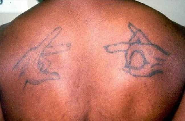 Common Gang Tattoos And What They Mean