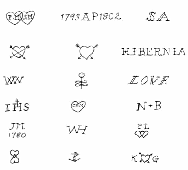Common Tattoo Designs 1796 18 Is Listed Or Ranked