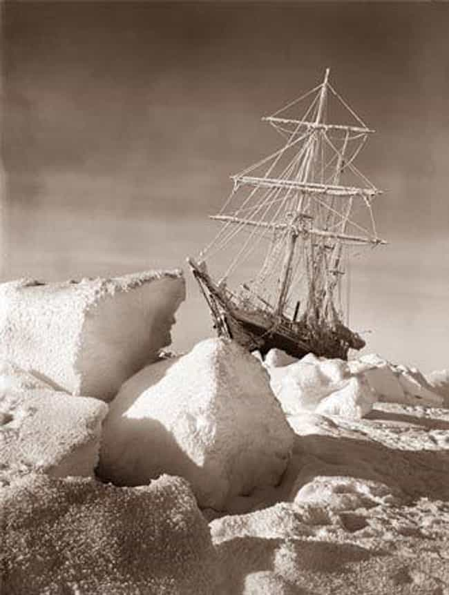 Shackleton And His Men Endured... is listed (or ranked) 3 on the list What Happened When Shackleton Was Stranded In The Antarctic For Years?