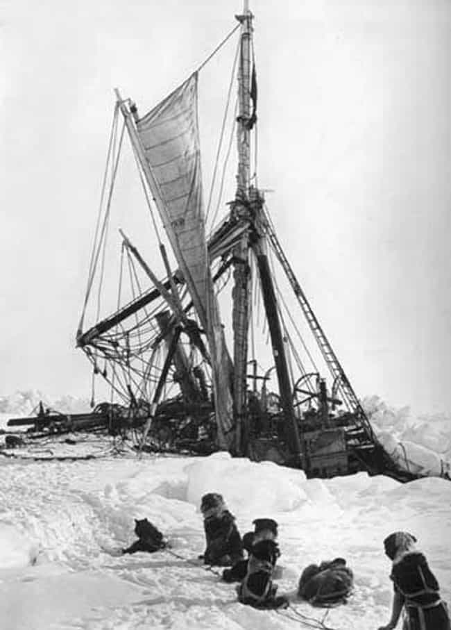 Shackleton Was Forced To Aband... is listed (or ranked) 4 on the list What Happened When Shackleton Was Stranded In The Antarctic For Years?
