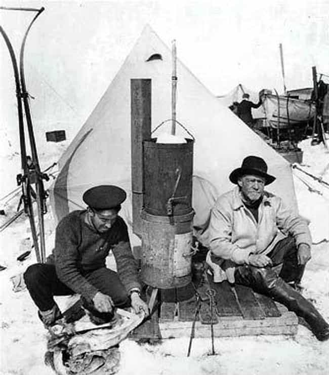 After Abandoning The End... is listed (or ranked) 5 on the list What Happened When Shackleton Was Stranded In The Antarctic For Years?
