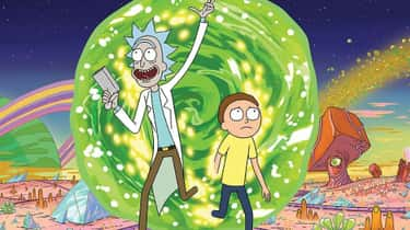 The Show Constantly Brings Up  is listed (or ranked) 2 on the list How The Science Behind Rick And Morty Is Creeping Into Real Life