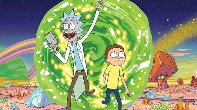 The Show Constantly Brings Up ... is listed (or ranked) 2 on the list How The Science Behind Rick And Morty Is Creeping Into Real Life