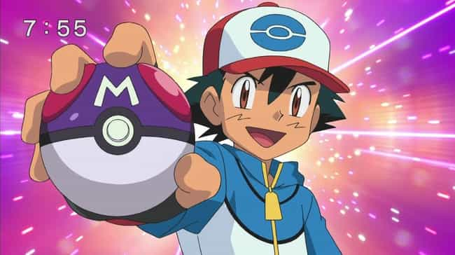 Master Ball is listed (or ranked) 1 on the list Every Kind Of Poké Ball In Pokémon