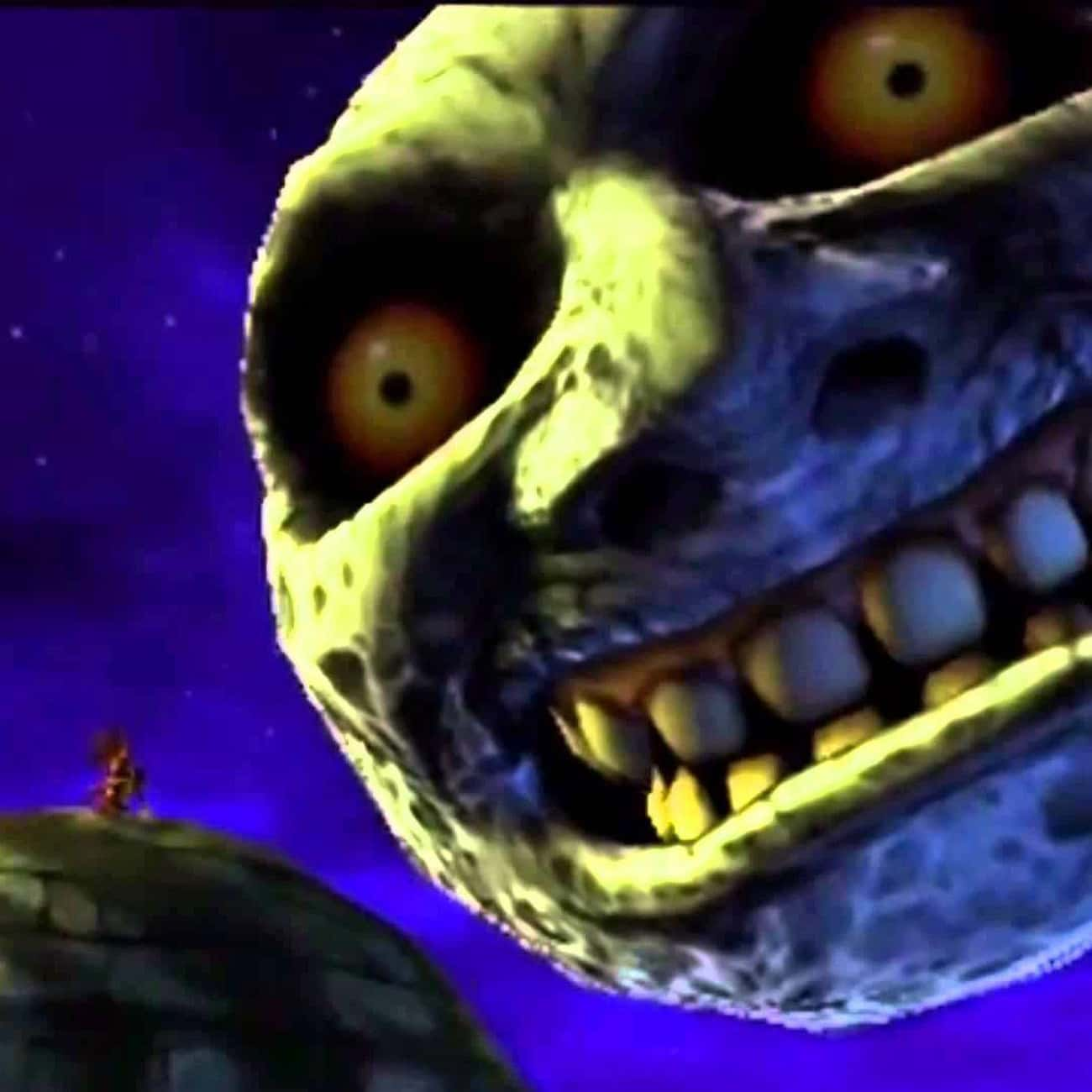 Majora's Mask Is About The Five Stages Of Grief