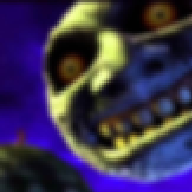 Majora's Mask Is About The Fiv... is listed (or ranked) 1 on the list 15 Legend Of Zelda Fan Theories Just Crazy Enough To Be True
