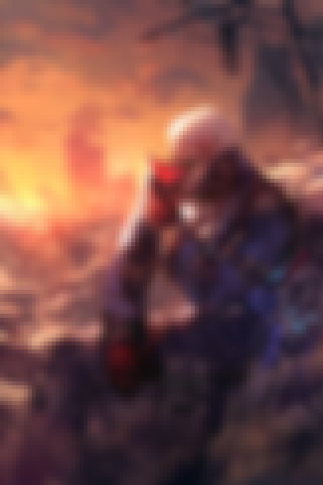 Soldier:76 Unmasked is listed (or ranked) 4 on the list 32 Gorgeous Fan Art Interpretations Of Overwatch Heroes