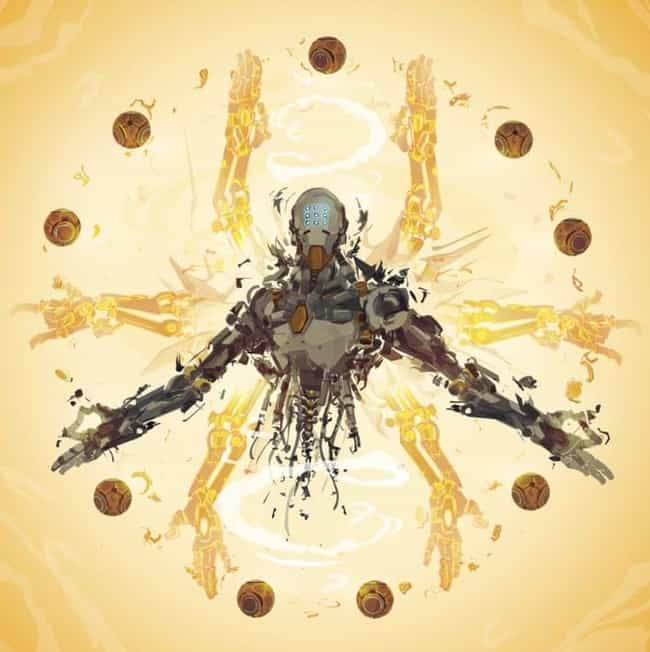 Experience Tranquility is listed (or ranked) 4 on the list 32 Gorgeous Fan Art Interpretations Of Overwatch Heroes