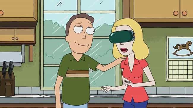 In Every Alternate Reality Bet... is listed (or ranked) 8 on the list The Most Pathetic Things That Have Ever Happened To Jerry On Rick And Morty