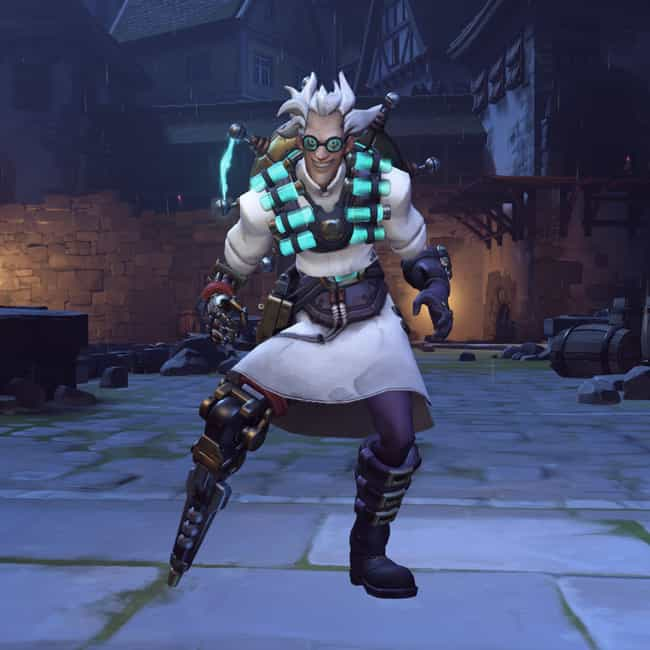 Dr. Junkenstein Skin is listed (or ranked) 2 on the list The Best Collectible Skins In Overwatch