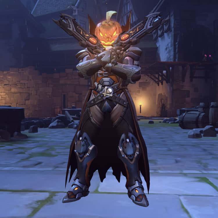 Pumpkin Reaper Skin