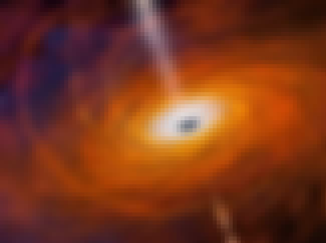 You Would Be Snapped In Half is listed (or ranked) 4 on the list 5 Gnarly Things That Happen To Your Body When You Get Sucked Into A Black Hole