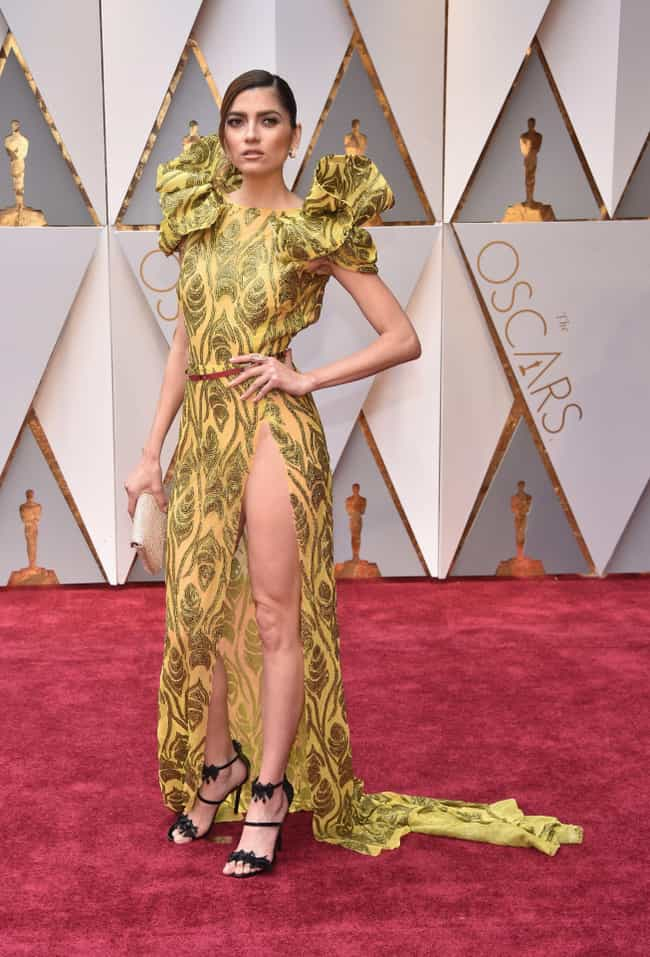 Blanca Blanco is listed (or ranked) 3 on the list The 20 Worst Dressed Stars At The 2017 Academy Awards