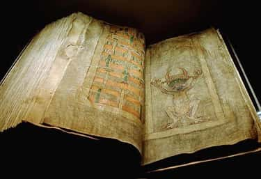 The Codex Gigas's Author S is listed (or ranked) 1 on the list 8 Creepy And Possibly Dangerous Occult Books