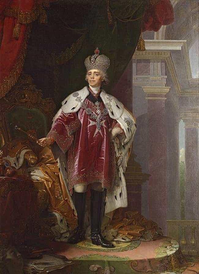 Catherine's Son Might No... is listed (or ranked) 4 on the list Dramatic Facts About Catherine The Great, Lusty Lover And Iron-Fisted Ruler