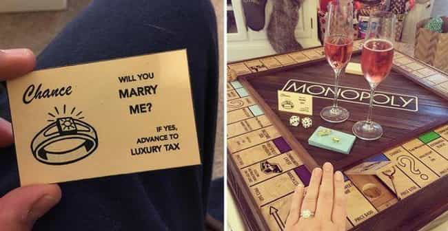 Forming A Boardwalk Empire is listed (or ranked) 7 on the list 24 Amazingly Nerdy Proposals You Are Probably Going To Steal